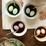 Egg Dyeing Party