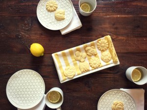 Soothing Warm Honey Lemon Water