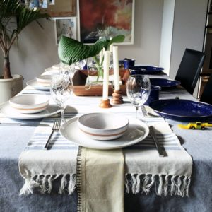 Four Course Italian Dinner Party for Adults + Toddlers