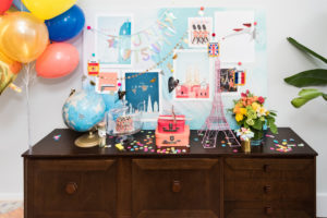 Ready! Set! Jet! – Baby's Bon Voyage Birthday Brunch